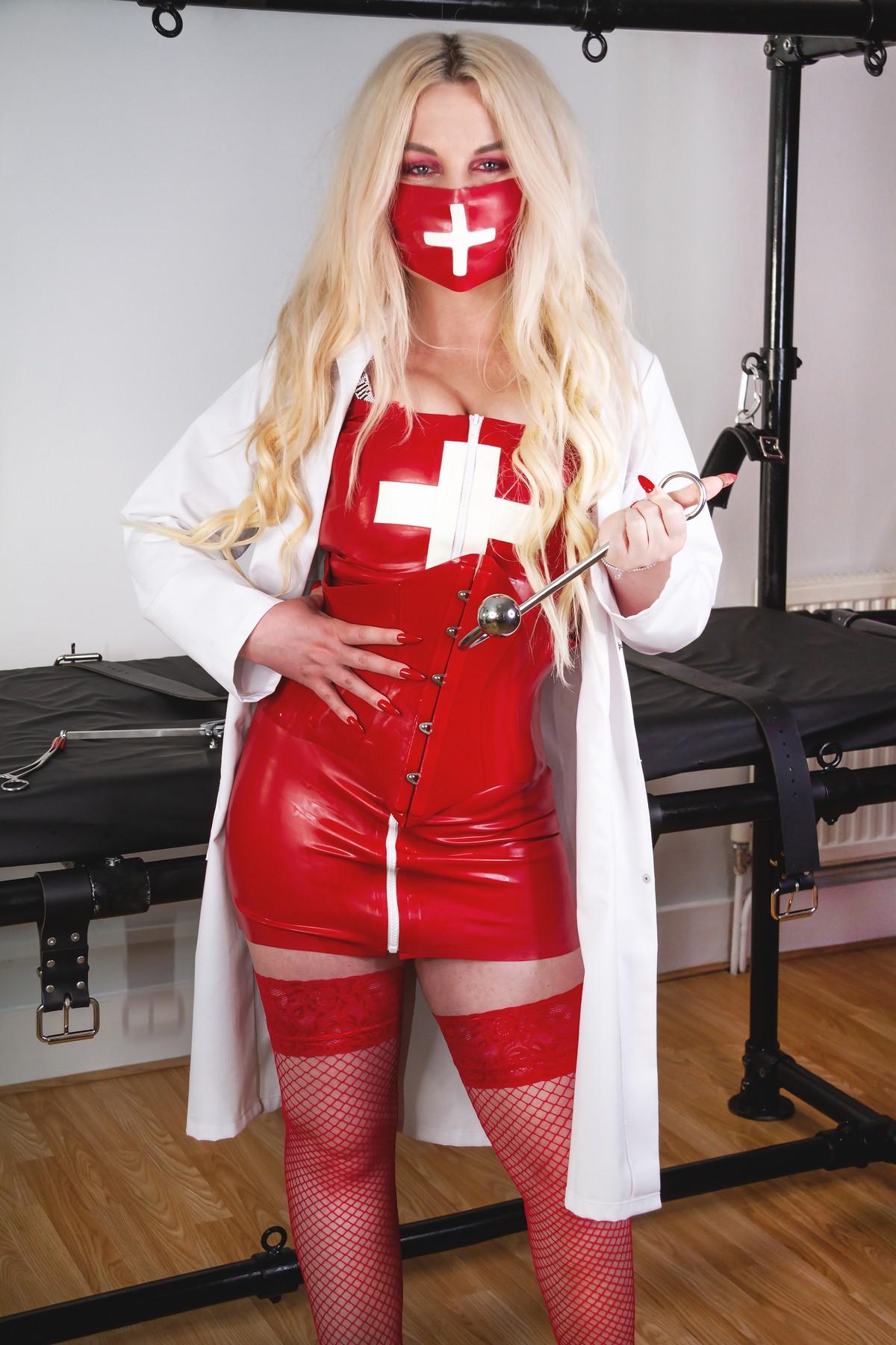 Fetish Nurse Fantasy Role Play