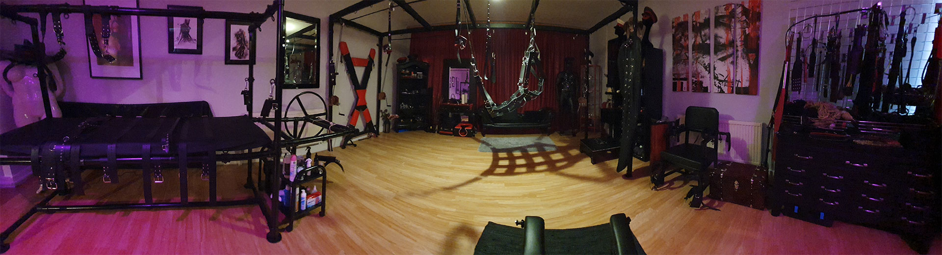 State of the Art Fetish and BDSM Studio in London