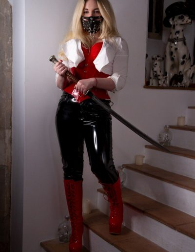 serious mistress london